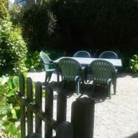 Ariane - Le jardin