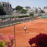 Tennis club de St Lunaire