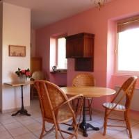 La Pensée - Saint-Lunaire - Gîtes - chambres d'hôtes - locations - Chambres d'hôtes & gîtes de vacances : Ariane, pièce à vivre